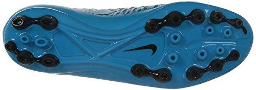 Nike Uomo Magista Onda Ag-r scarpe da calcio Blu / Nero (Turquoise Blue / Trqs Bl-Blk-Blk)