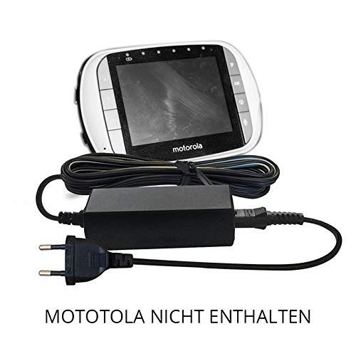 Ersatz Motorola 6V / DC 6 Volt Akku Ladegerät, ladekabel, Netzteil für MBP26, MBP33, MBP36, MBP41, MBP481, MBP482XL, MBP483 babyphone Baby Monitor  (Ersatz-akku 6v)