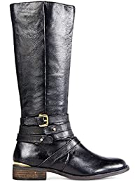 Amazon.fr   Just Fab - Bottes et bottines   Chaussures femme ... 79b1651f573