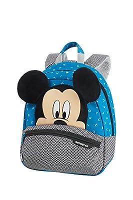 SAMSONITE Disney Ultimate 2.0 - Small Kinder-Rucksack, 28 cm, 7 L, Mickey Letters