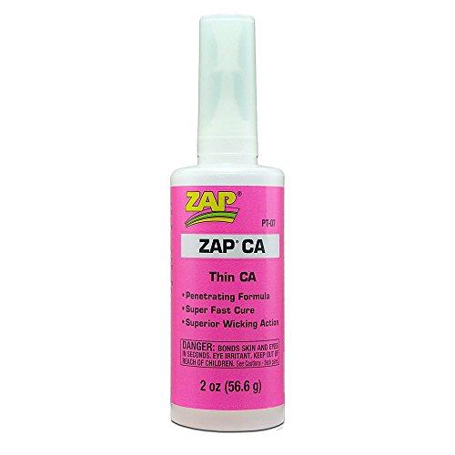 Pacer Technologie (ZAP) ZAP CA Klebstoffe, 2oz