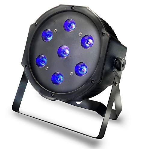 Audibax Montana 28 UV Foco Ultravioleta 7 Leds x 4W
