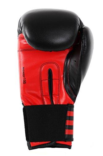 adidas Boxhandschuhe Power 100, Schwarz, 12, ADIPBG100 - 3