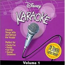 Disney Karaoke Vol.1 [Import anglais]