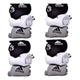 #9: Delhi Traderss Pack Of 12 Pairs Socks With Ab Logo Sports Ankle Length Cotton Towel Socks