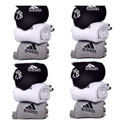 Delhi-Traderss-Pack-Of-12-Pairs-Socks-With-Ab-Logo-Sports-Ankle-Length-Cotton-Towel-Socks