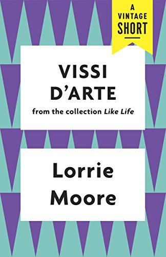 Vissi d'Arte (A Vintage Short) (English Edition)