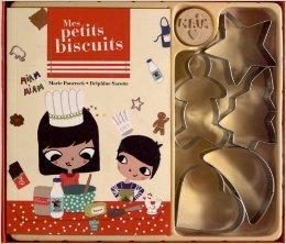 Mes petits biscuits de Marie Pourrech ( 17 octobre 2012 )