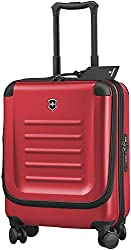 Victorinox Spectra 2.0 Dual-Access, Global, Carry-On, 4 rollig Fall, In Red {29 Liter}
