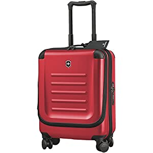 Spectra 2.0, Dual-Access Global Carry-On, Red