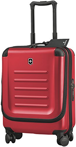 Victorinox Spectra 2.0 Dual-Access, Global, Carry-On, 4 rollig Fall, In Red {29 Liter} (Victorinox Koffer)