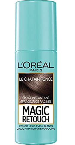 Cheveux Blancs Vaporiser - L'Oréal Paris Magic Retouch Spray Retouche Racine