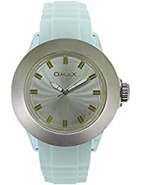 OMAX Gold Dial Analogue Watch for Girls (TS487)