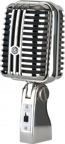 Vintage Mikrofon, dynamisch ()