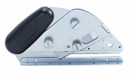 Preisvergleich Produktbild Crain 303 Edelstahl Teppich Loop Flor Cutter