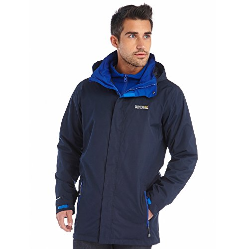 41R0AUvWKiL. SS500  - Regatta Men's Telmar 3-in-1 Jacket