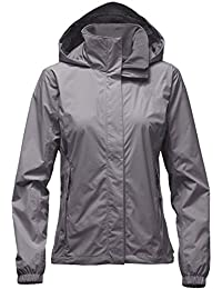 North Face Resolve, Chaqueta para Mujer, Gris, S