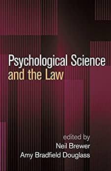 Psychological Science And The Law por Neil Brewer