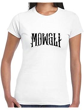 magliettone T-Shirt - Tedua Mowglii - Donna