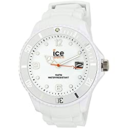 Ice-Watch Sili Forever White SI.WE.BB.S Silicon strap New size Big Big 52mm