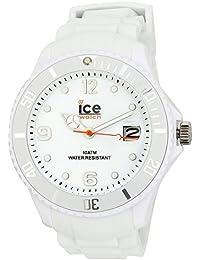 Ice-Watch Armbanduhr Sili-Forever Big Big WeissŸ SI.WE.BB.S.11