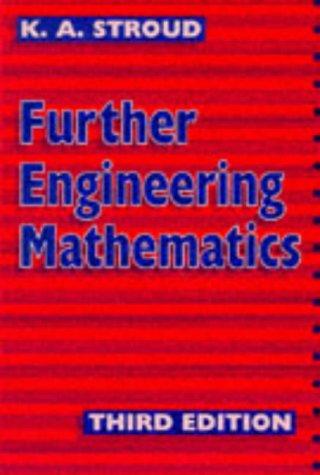 Further Engineering Mathematics 3rd ed
