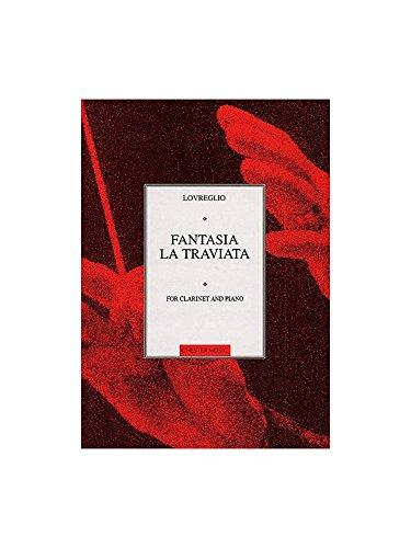 Donato Lovreglio: Fantasia La Traviata