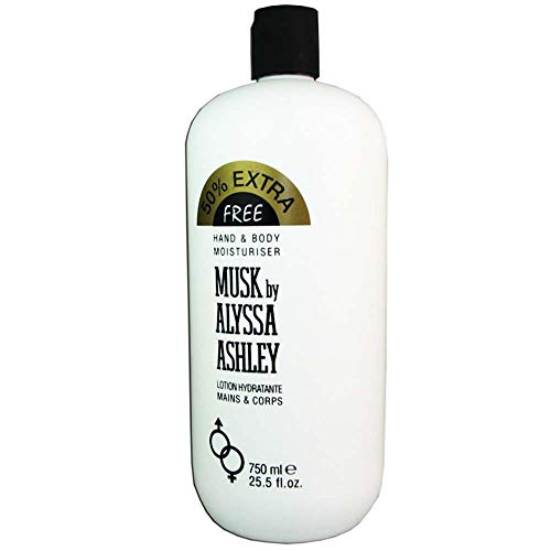 Alyssa Ashley Musk Körperlotion 750ml - Liebe Damen Rabatt Duft