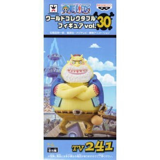 One Piece World Collectable Figure vol.30 [TV241.] Tom (single item) (japan import)