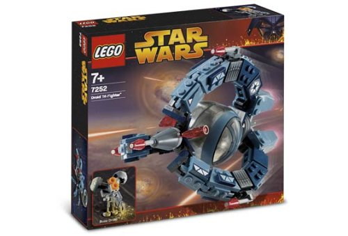 Lego Star Wars 7252 - Droid Tri-fighter