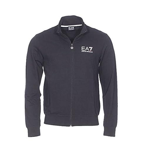 EA7 Emporio Armani - Gilet 3ypm54 - Pj05z 1200 Noir - Couleur Noir - Taille XL