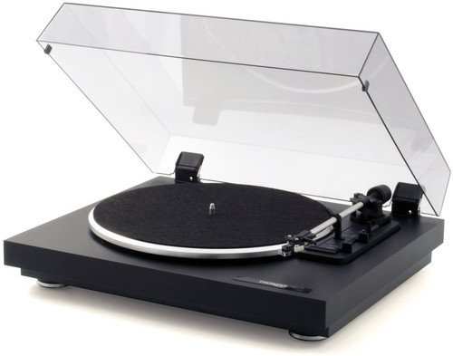 Thorens TD 158 audio turntables