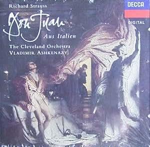 Strauss Richard-Don Juan-Aus Italien-Ashkenazy-Cleveland Or-Chestra-