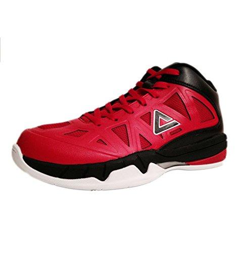 Blanco Peakgame Zapatos 1 Negro Pico Baloncesto Azul Rojo ZtTRdn6
