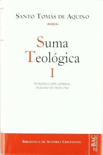 Suma teológica, I: Introducción general; Tratado de Dios uno (1 q. 1-26) (NORMAL) por Santo Tomás de Aquino