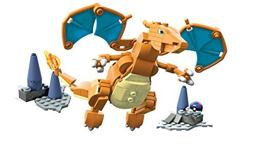 Mega Bloks Pokemon Charizard Building Set Standard