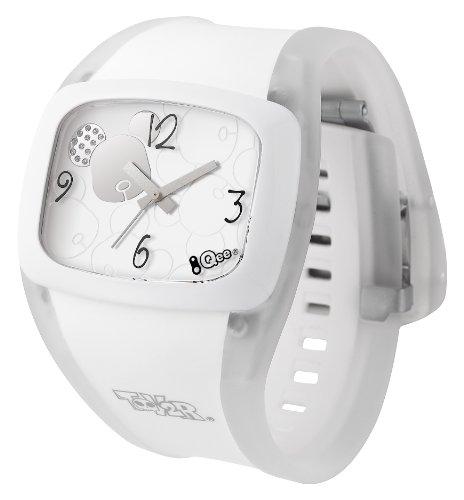 play2r-x-odm-dd100a-33-orologio-da-polso-unisex-plastica-colore-bianco