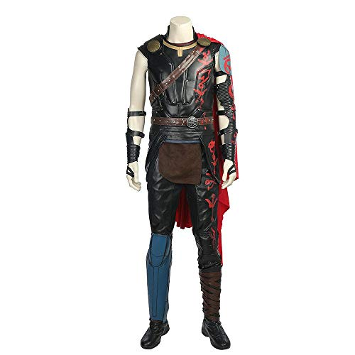 Glam Cos Thor 3 - Thor Male Cosplay Kostüm - Chris Hemsworth as Thor - - X-Small
