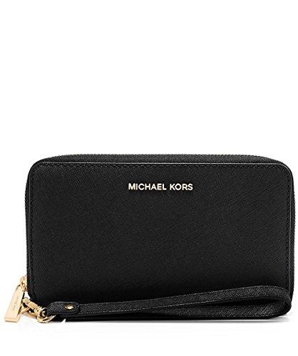 f98cbcad68 Michael Kors Wristlets, Borsa a Zainetto Donna, 17.8×10.2×2.5 cm (W ...