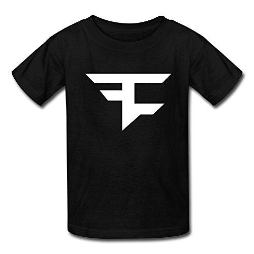 Triumph turn Faze Clan LOGO Kid's T-shirts
