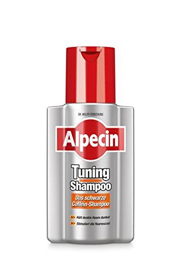 Alpecin Tuning-Shampoo, 1 x 200 ml (Schwarze Haare, Shampoo)