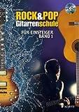 Gerald Sage-Guitare Rock & Pop école pour débutants avec CD-Ruban 1...