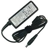 Original Samsung ADP-40MH AB, AD-4019, AD-4019S, AD-019R, ADP-40NH, AD-4019S, 0335A1960, 0335C1960, AD-6019(A), BA44-00243A ADP-60ZHA Netbook-Ladegerät inkl. kostenlosem UK-Netzkabel