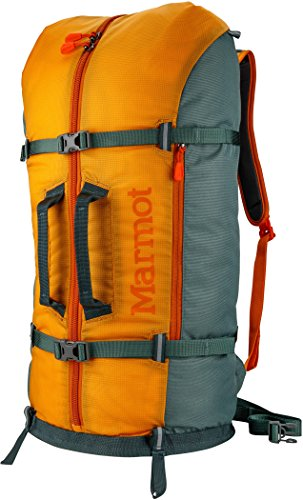Marmot Rock Gear Hauler Men Pale Pumpkin/Urban Army 2017 Kletterrucksack