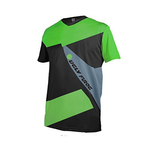 Uglyfrog #04 Bike Wear Manica Corta Bicycle Sports Magliette Uomo MTB/Downhill/Motorcycle Summer Jersey Mountain Bike Shirt