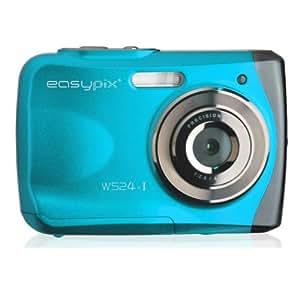 Appareil photo numérique Easypix W524 Aqua étanche - 5.0 MP (12mp) - Differentes couleurs