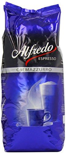 Alfredo Espresso Cremazzurro 1000g Bohne