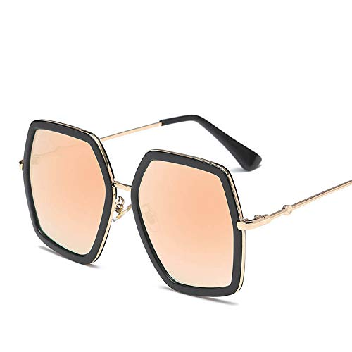 YUHANGH Brillen Unisex Sonnenbrillen Big Frame Luxury