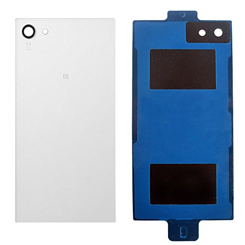 TOTTA Battery Back Glass Panel Cover With Adhesive Back For...