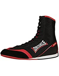 Lonsdale Guantes Mitchum – Black/Red